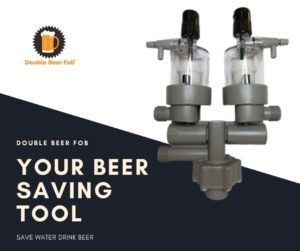Double Beer Fob