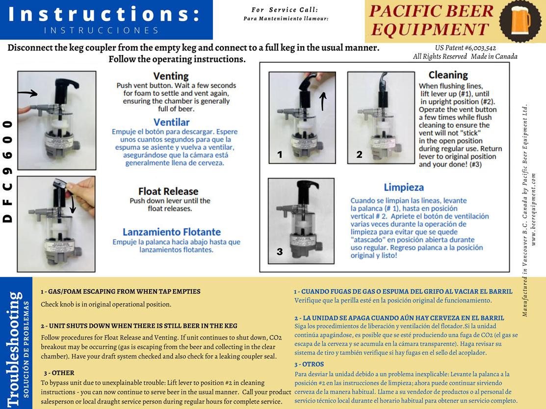 GPBE Instructions